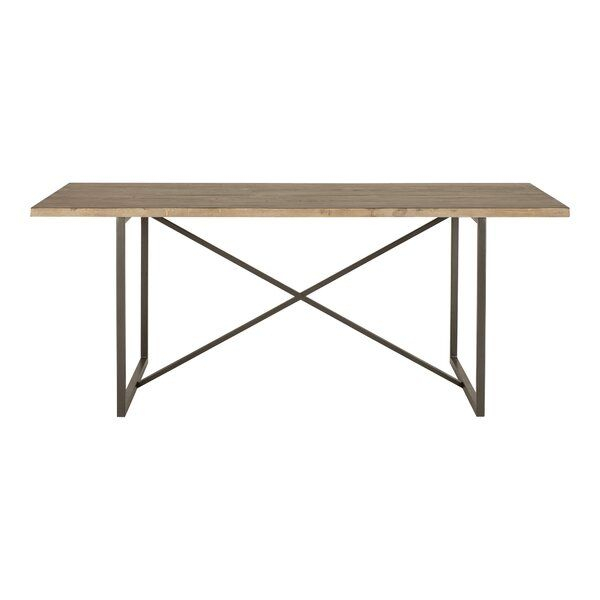 Rishaan Dining Table   Transitional Dining Tables, Dining With Most Up To Date Rishaan Dining Tables (View 2 of 15)