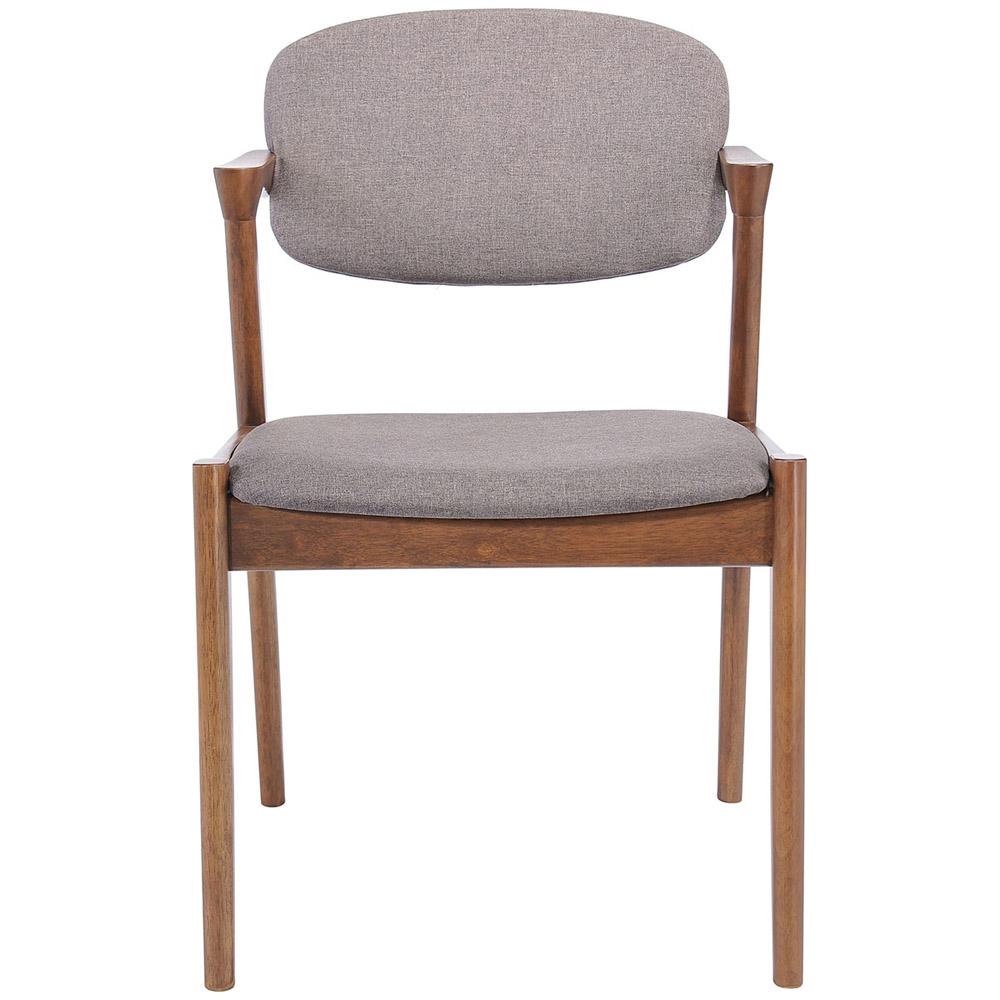 Risom Dining Chair – 2 Pc Set | Zuri Furniture Regarding 2018 Yaritza (View 15 of 15)