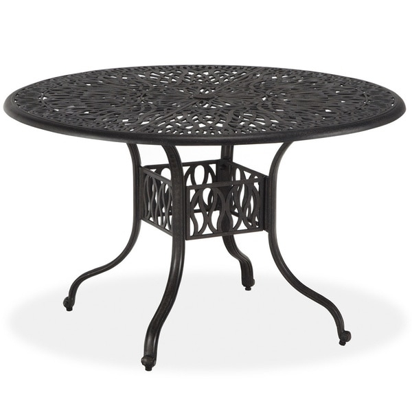 Shop Floral Blossom 42 Inch Round Dining Tablehome Pertaining To Newest Darbonne 42'' Dining Tables (View 6 of 15)