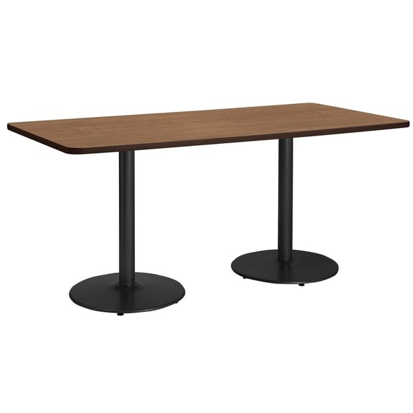 Shop Kfi Mode Multipurpose Table, Round Black Base Throughout Most Recently Released Mode Round Breakroom Tables (View 11 of 15)