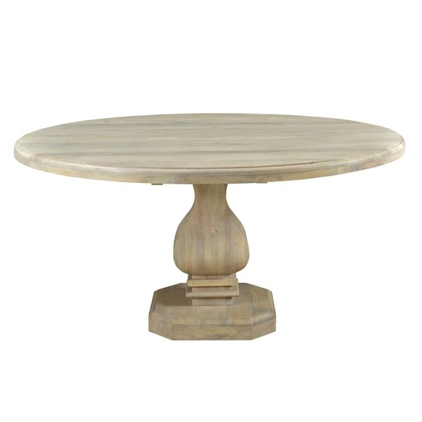Shop Maliyah Pedestal Dining Table – 48'' L X 48'' W X 30 With Best And Newest Exeter 48'' Pedestal Dining Tables (Photo 10 of 15)