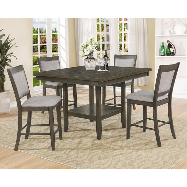 Shop Os Home And Office Model 2727K Counter Height Dining For Most Up To Date Eduarte Counter Height Dining Tables (View 13 of 15)