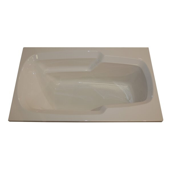 [Shop] Sanibel 60 X 32 Air/Whirlpool Bathtubmalibu Inside Most Recent Sanibel (View 15 of 15)