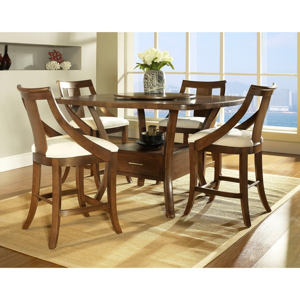 Shop Somerton Dwelling Gatsby Counter Height Table Pertaining To 2017 Dallin Bar Height Dining Tables (Photo 13 of 15)