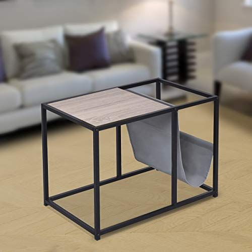 Side Table, Bestcomfort End Tables, Metal End Table With Pertaining To 2018 Anzum (View 5 of 15)