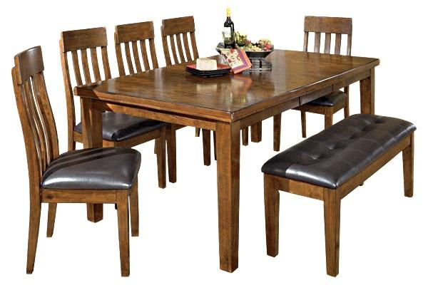 Signature Designashley D594 35 Medium Brown Ralene For Latest Eleni 35'' Dining Tables (View 3 of 15)