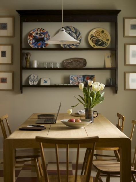 Simplicity In The Highlands; Angie Lewin'S Home (With In Latest Lewin Dining Tables (View 2 of 15)