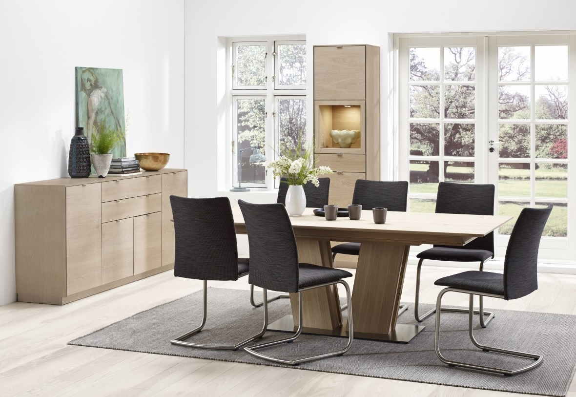 Skovby # 39 Dining Table – Italmoda Furniture Store With Regard To Current Steven 39'' Dining Tables (View 5 of 15)