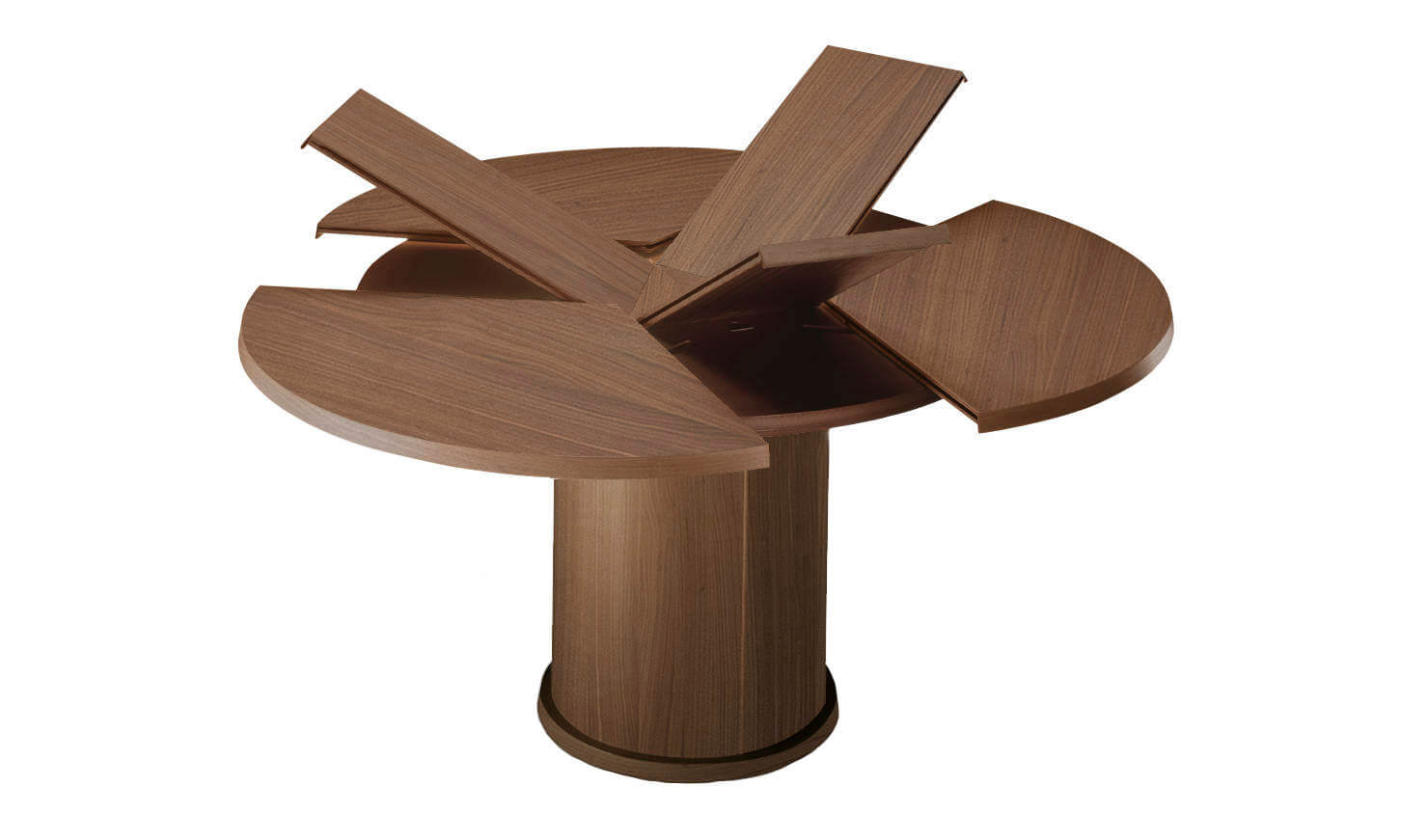 Skovby Sm 32 Round Dining Table – Hansen Interiors Inside Most Recent Mcmichael 32'' Dining Tables (View 4 of 15)