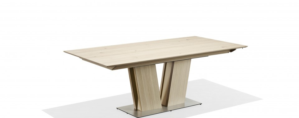 Skovby Sm 39 Extendable Dining Table – The Century House With Recent Gorla 39'' Dining Tables (View 6 of 15)