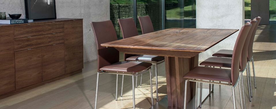 Skovby Sm 39 Extendable Dining Table – The Century House With Regard To Best And Newest Gorla 39'' Dining Tables (View 9 of 15)