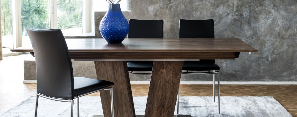 Skovby Sm 39 Extendable Dining Table – The Century House Within 2018 Steven 39'' Dining Tables (View 10 of 15)