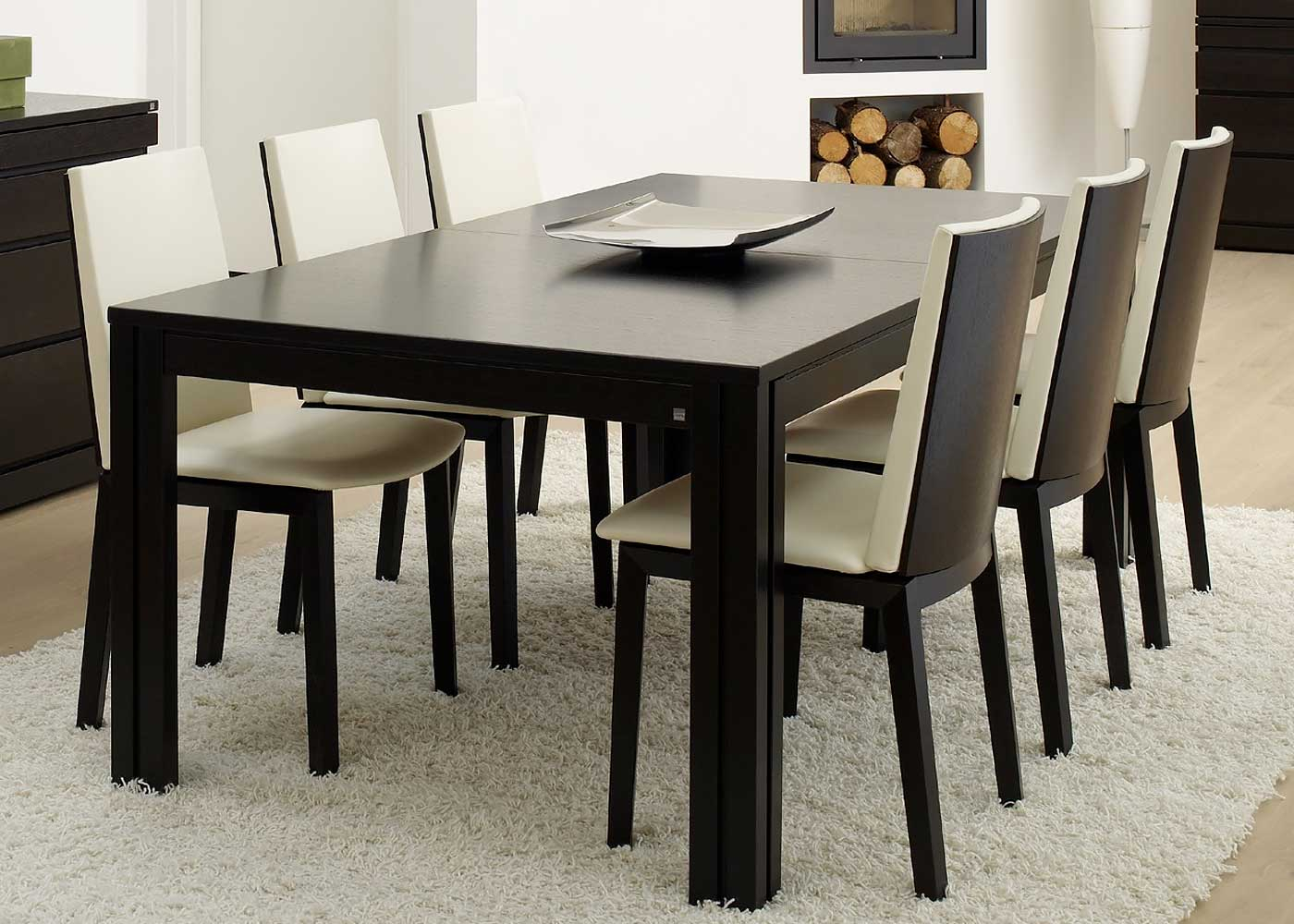 Skovby Sm24 Dining Table – Midfurn Furniture Superstore Within Recent Adsila 24'' Dining Tables (Photo 11 of 15)