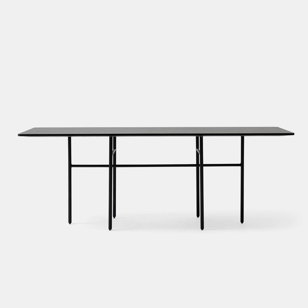 Snaregade Table – Rectangular | Dining Table Black, Table Inside Most Recent Anzum 23.6'' Dining Tables (Photo 7 of 15)
