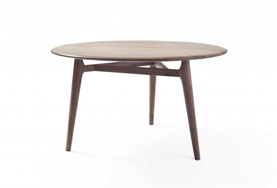 Solo Round Table | Table, Solid Wood Dining Table, Coffee Intended For Most Up To Date (View 15 of 15)
