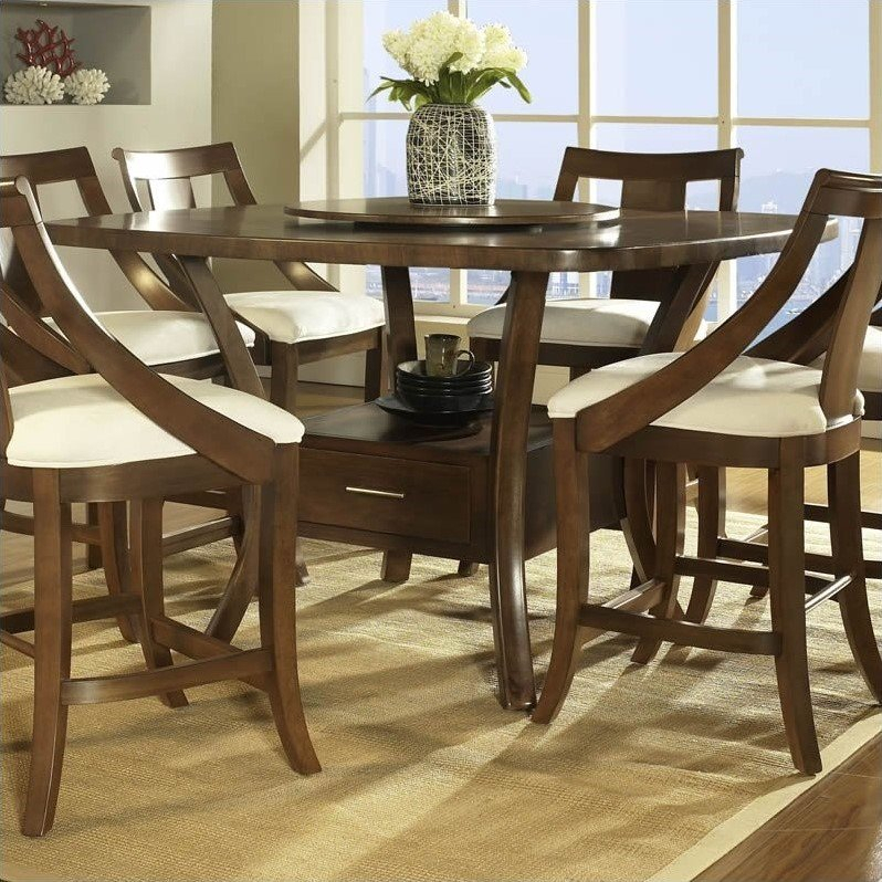 Somerton Dwelling Gatsby Counter Height Dining Table In With Regard To Newest Abby Bar Height Dining Tables (View 10 of 15)