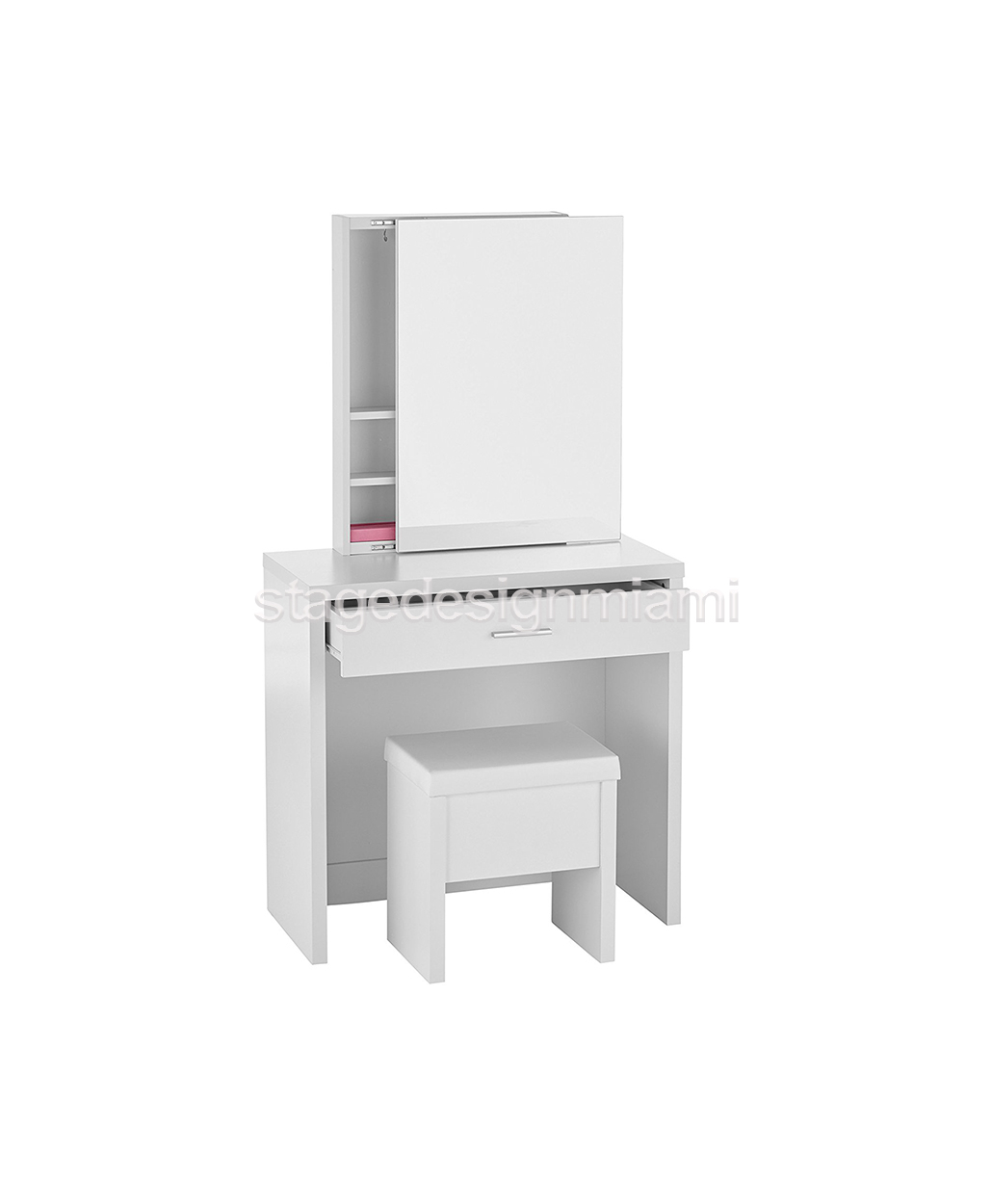 Sophia Vanity – Stage Design For Best And Newest Drexler  (View 4 of 14)