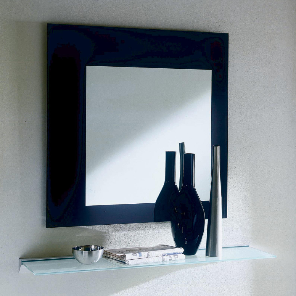 """Square Mirror – Alchemy Collections Inside Most Recently Released Cheetah Sourcing Square 23.6"""" L X (View 5 of 9)"""