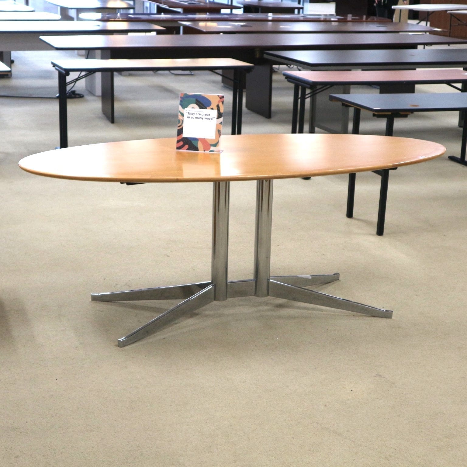 """Standard Round Table 36""""   Office Furniture Liquidations Intended For 2018 Mcquade (View 11 of 15)"""