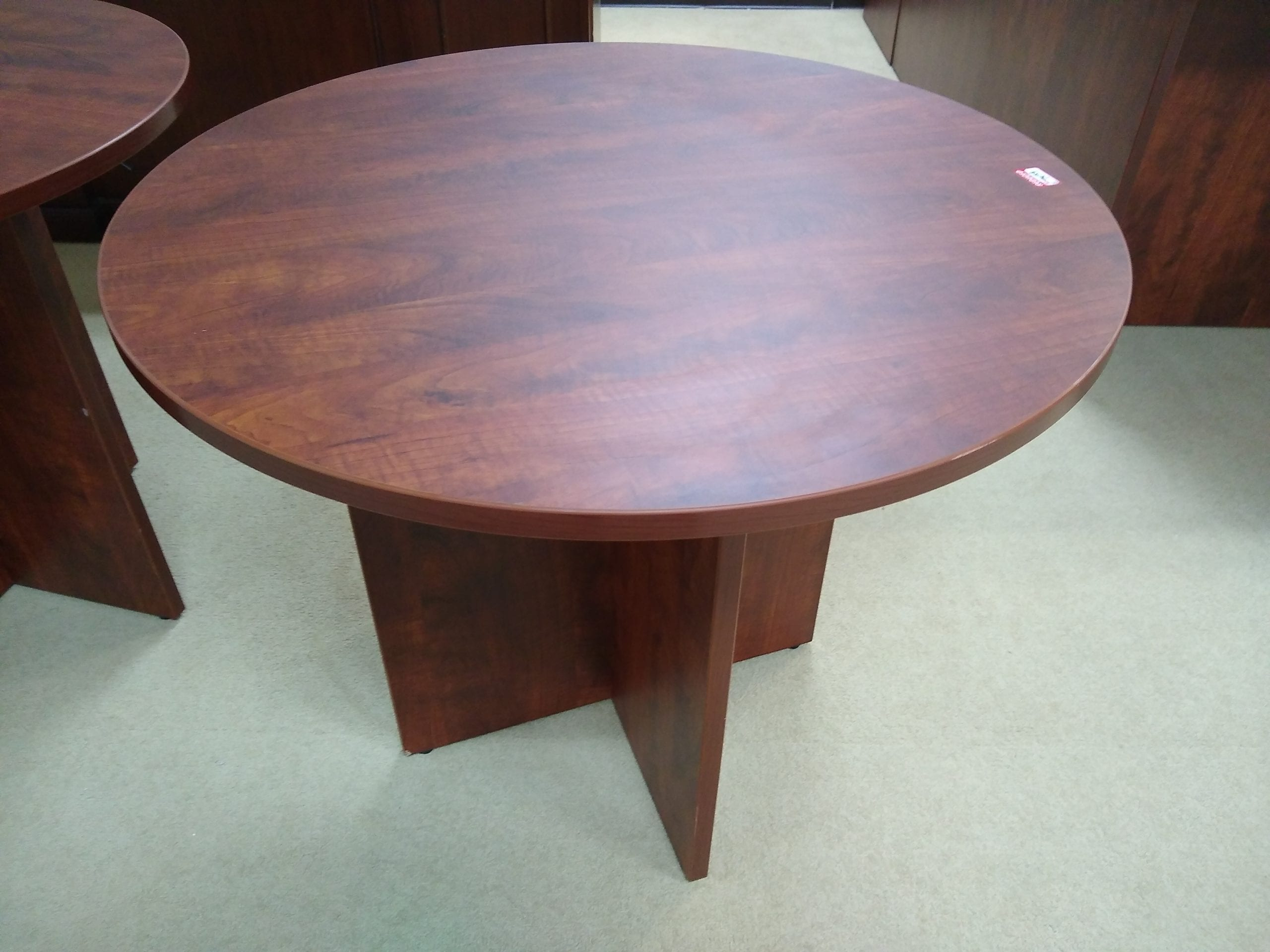 """Standard Round Table 36""""   Office Furniture Liquidations Intended For Current Mcquade (View 9 of 15)"""