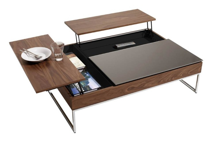 Storage Coffee Table | Wooden Coffee Table Designs Pertaining To Most Recent Jacoby (View 2 of 15)