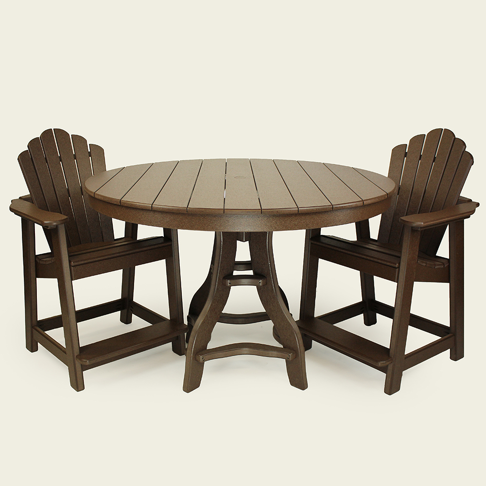 Tables – The Amish Craftsmen Guild Ii For Most Recent Exeter 48'' Pedestal Dining Tables (View 6 of 15)
