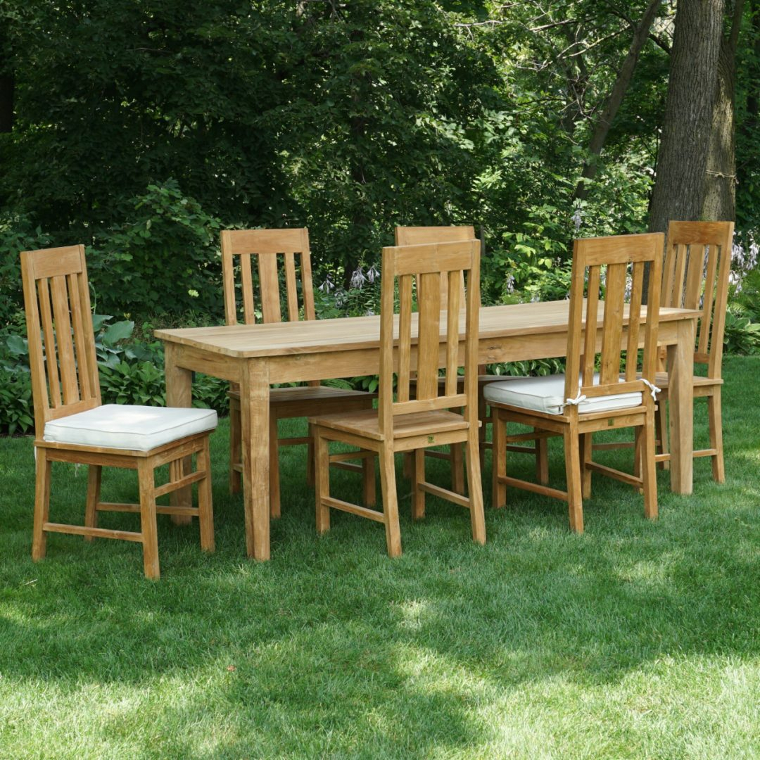 Teak Dining Table – Irongate Garden Elements For Most Up To Date Granger  (View 15 of 15)