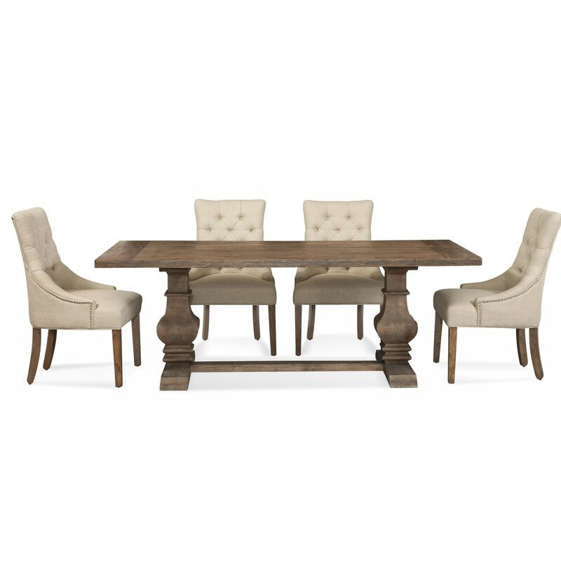 Tekamah 5 Piece Dining Set | Dining Room Sets, Casual Within 2018 Montauk (View 13 of 15)