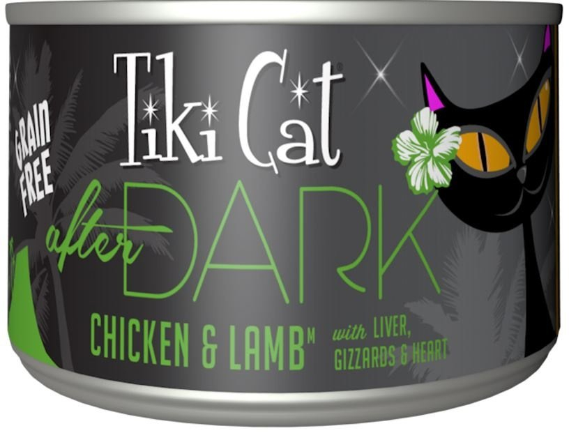 Tiki Cat After Dark Grain Free Chicken And Lamb Canned Cat With Latest Fromm  (View 7 of 8)