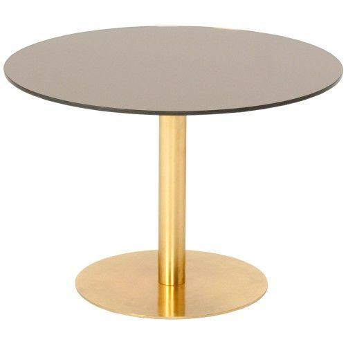 Tom Dixon Flash Table Circle | Circle Table, Tom Dixon Regarding Newest Dixon 29'' Dining Tables (View 7 of 15)