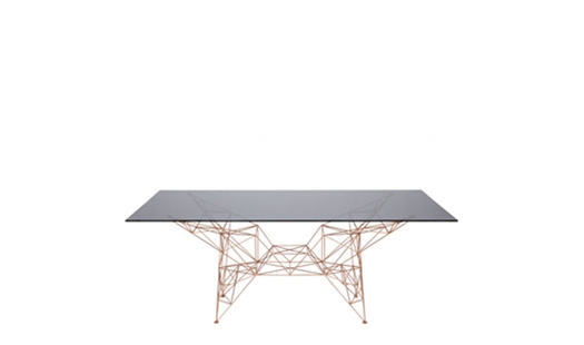 Tom Dixon – Pylon Dining Tabletom Dixon | Northern Icon Intended For 2017 Dixon 29'' Dining Tables (View 13 of 15)