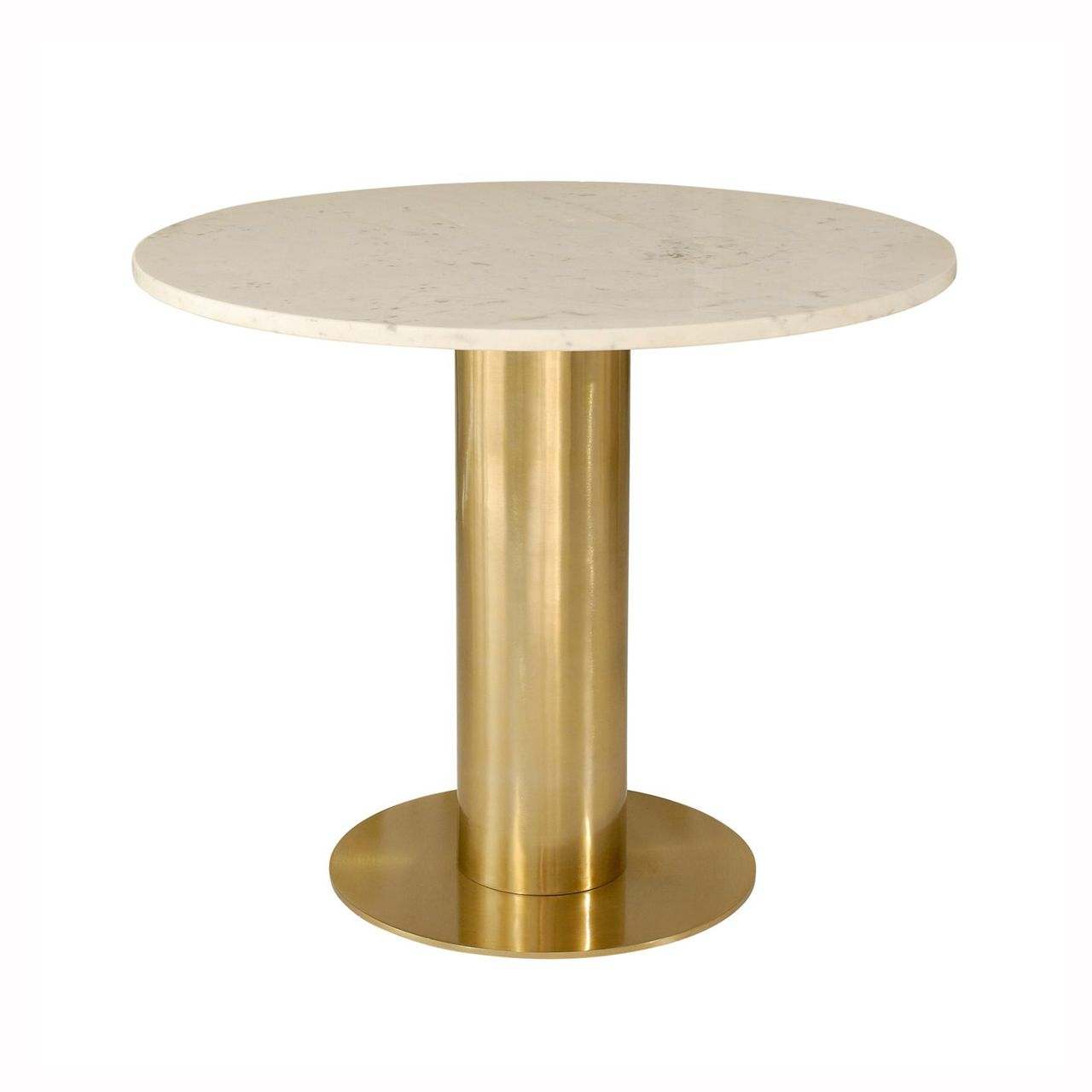 Tom Dixon Screw Table & Tube Base @ Pieces | Sculptural Regarding Most Current Dixon 29'' Dining Tables (View 8 of 15)