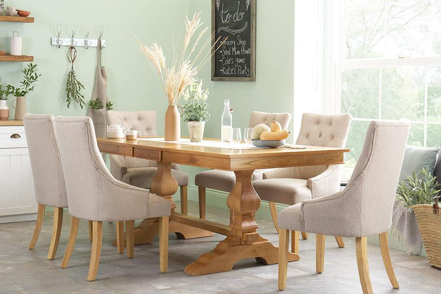 Traditional Dining Sets | Furniture Choice With Regard To Most Current Classic Dining Tables (View 12 of 15)