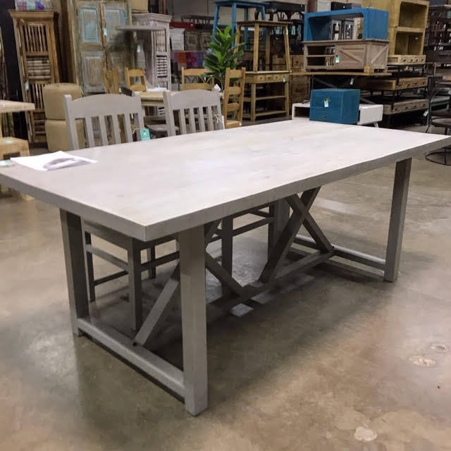Featured Image of Nerida Trestle Dining Tables