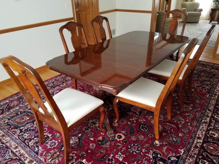 Featured Image of Keown 43'' Solid Wood Dining Tables