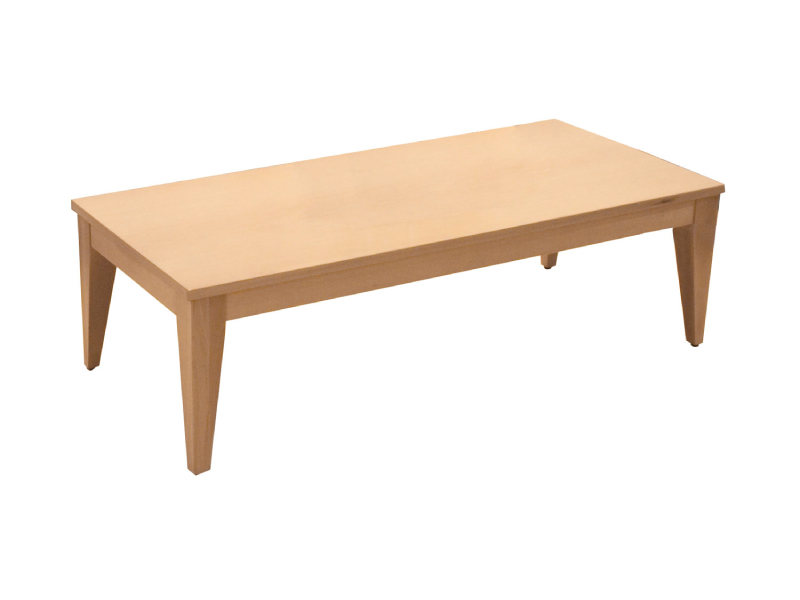 Wood Coffee Table | Office Furniture | Office Furniture With Most Recently Released Midtown Solid Wood Breakroom Tables (View 3 of 15)