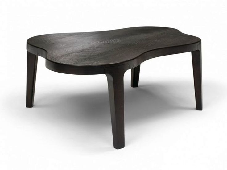 Wooden Dining Table Isola Collectionlinteloo | Design With Recent Joyl  (View 14 of 15)