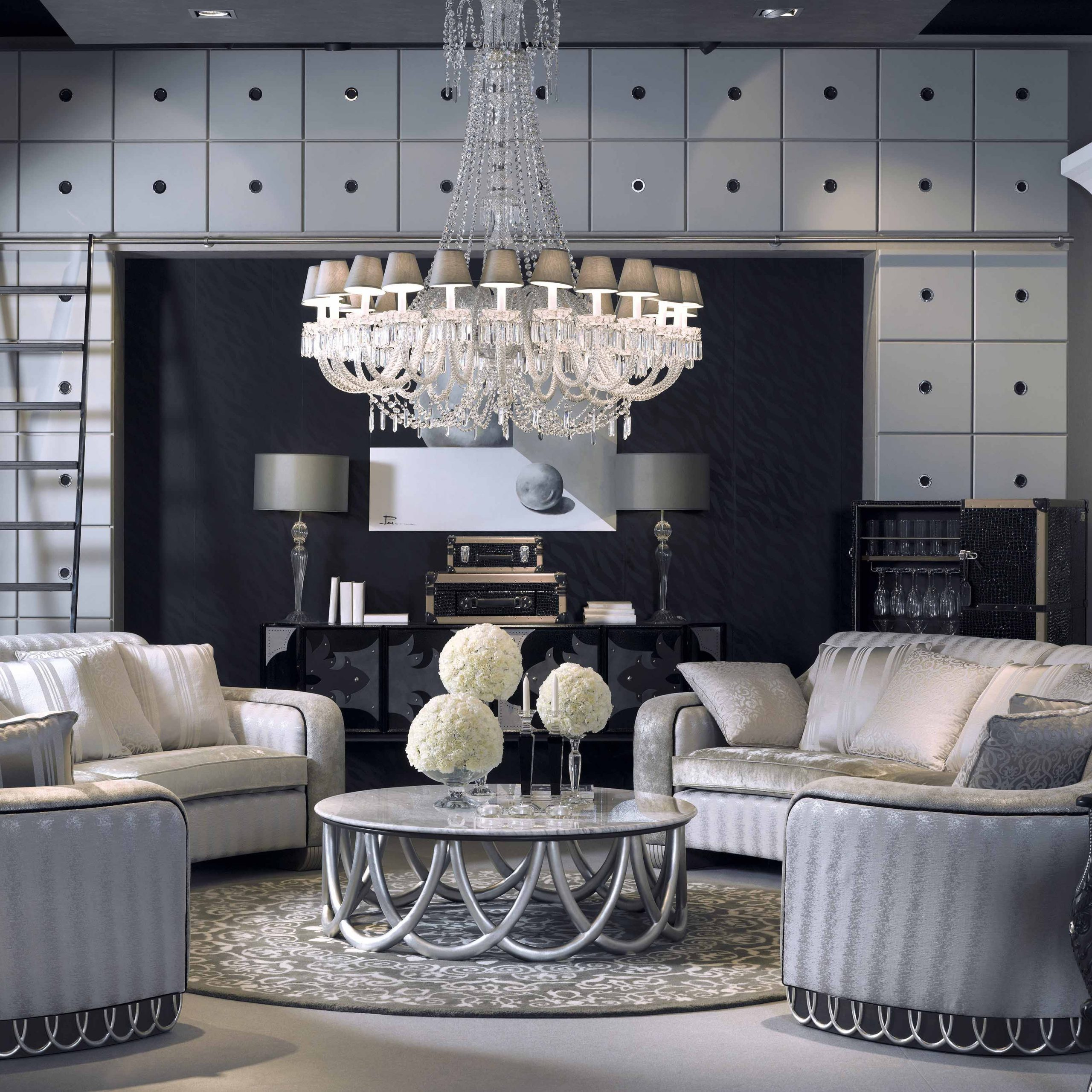 10 Contemporary Sofas For A Luxury Living Room   Home In Fancy Sofas (View 9 of 15)