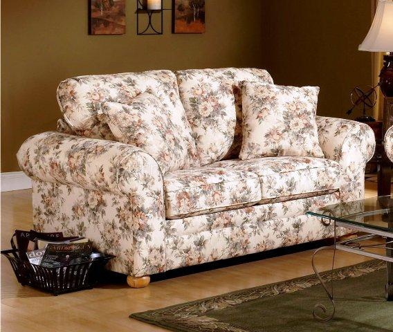 12 Floral Pattern Sofa Designs – Rilane Within Floral Sofas And Chairs (View 9 of 15)