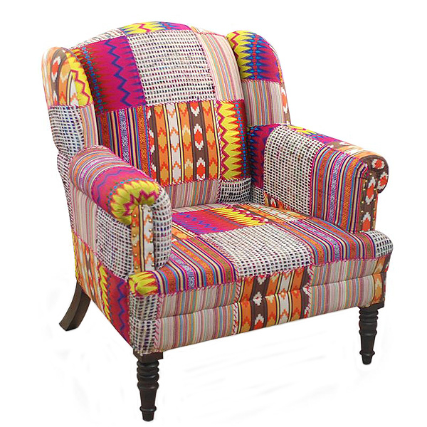16 Extravagant Colorful Chair Designs That Will Catch Your Eye Intended For Colorful Sofas And Chairs (View 5 of 15)