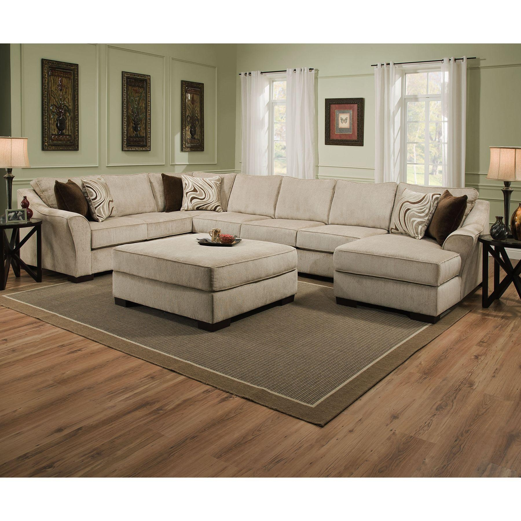 20 Best Large Comfortable Sectional Sofas | Sofa Ideas With Wide Sofa Chairs (View 2 of 15)