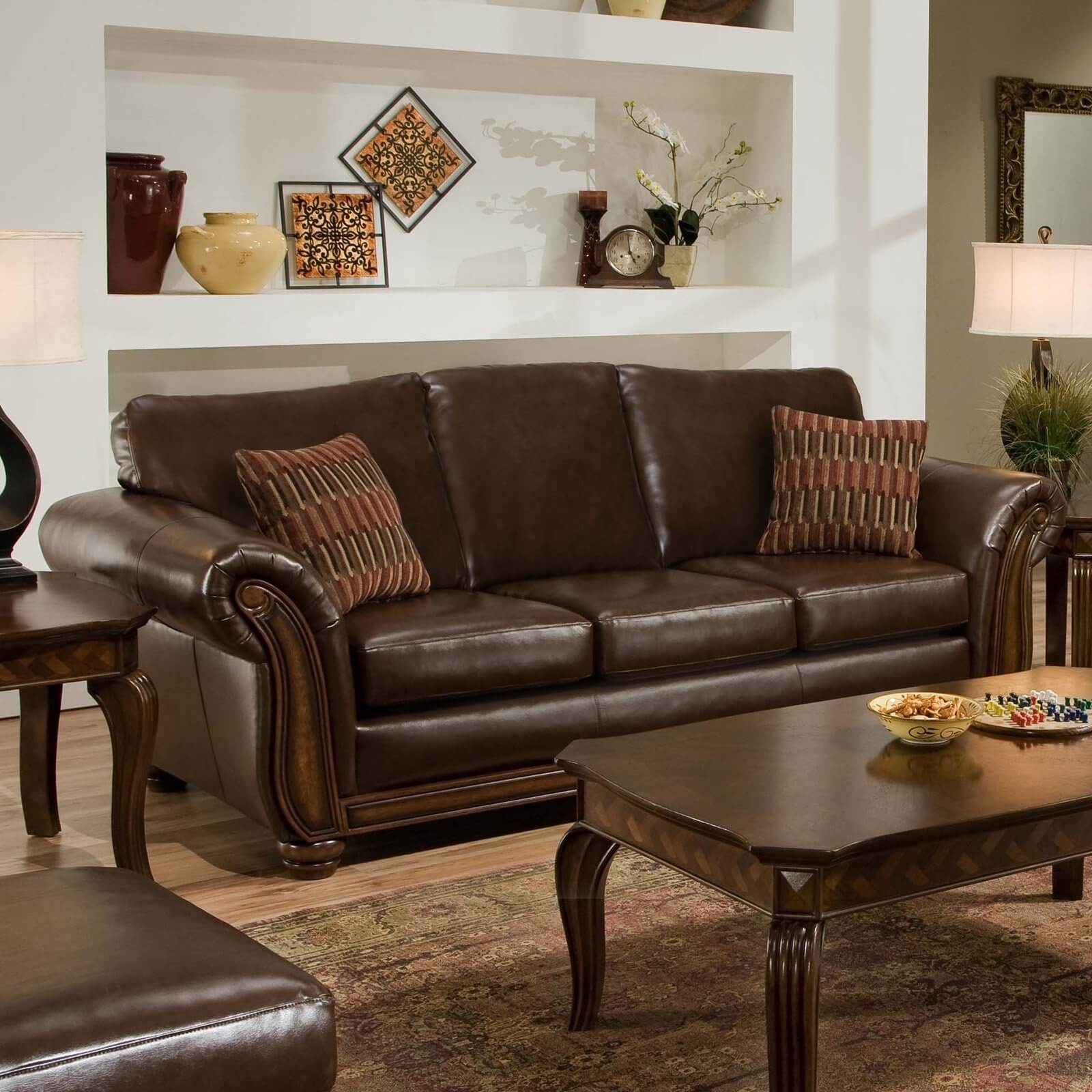 20 Comfortable Living Room Sofas (Many Styles) Within Sofa Chairs For Living Room (View 13 of 15)