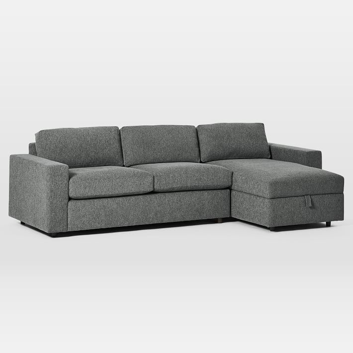 2020'S Best Sectionals & Sofas For Style And Comfort Within Live It Cozy Sectional Sofa Beds With Storage (View 6 of 15)