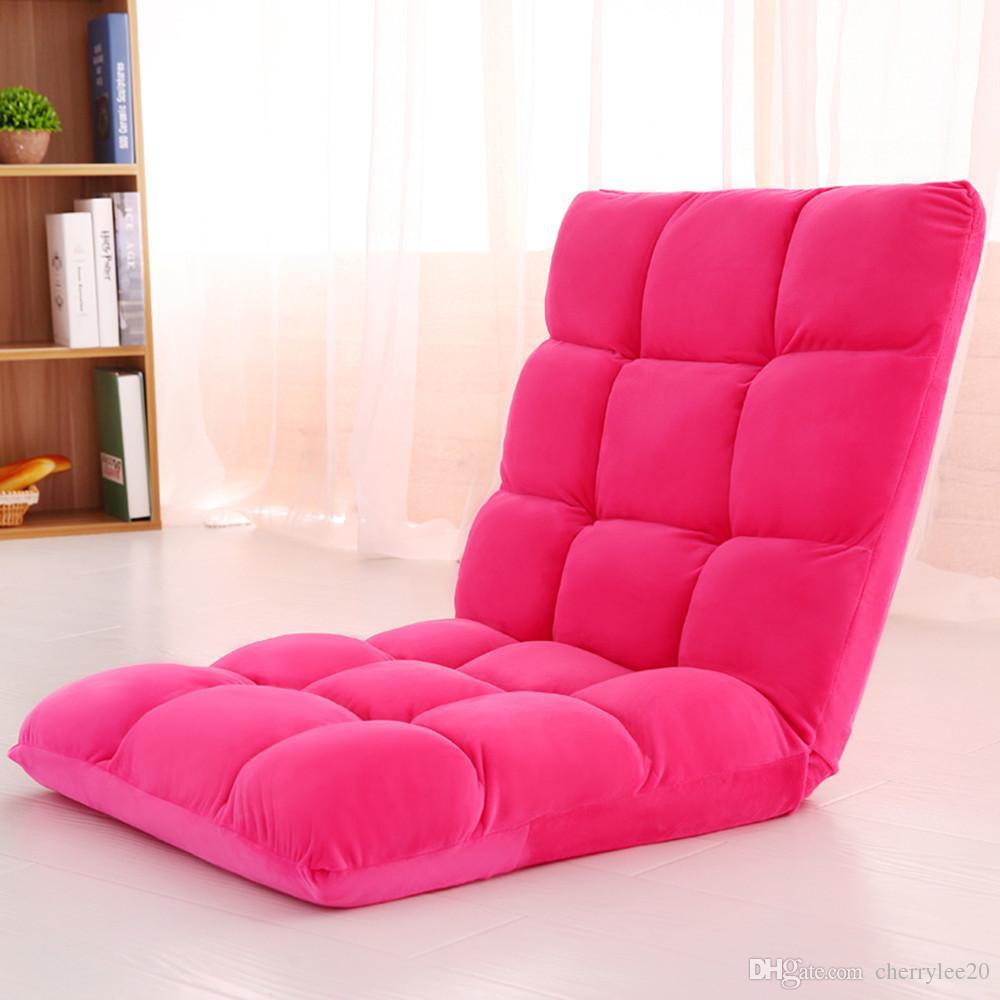 2021 Lazy Sofa Floor Cushion Sofa Chair Folding Beach In Lazy Sofa Chairs (View 7 of 15)