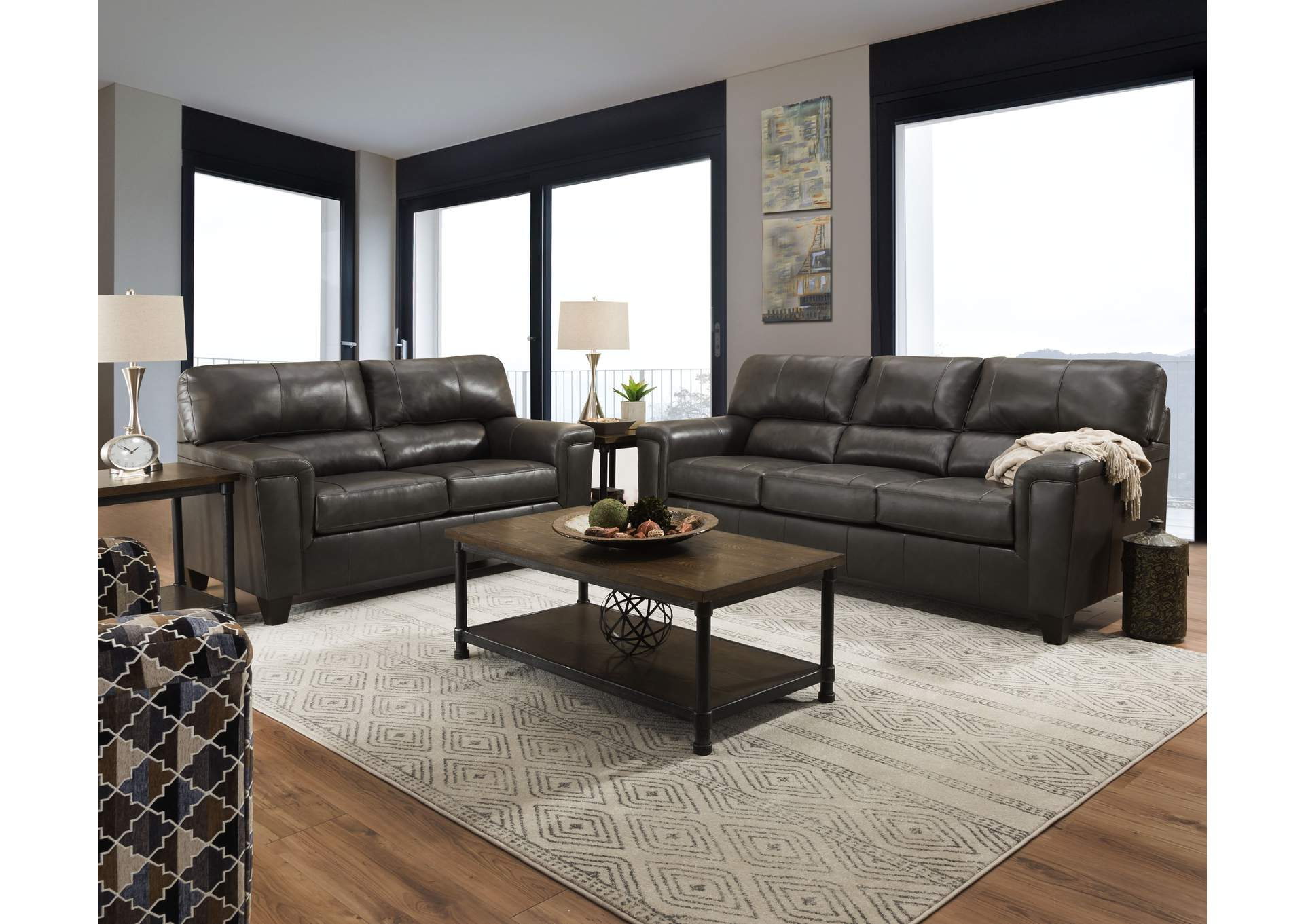 2038 Montego Two Piece Sectional With Raf Bump Chaise Throughout Walker Gray Power Reclining Sofas (View 12 of 15)
