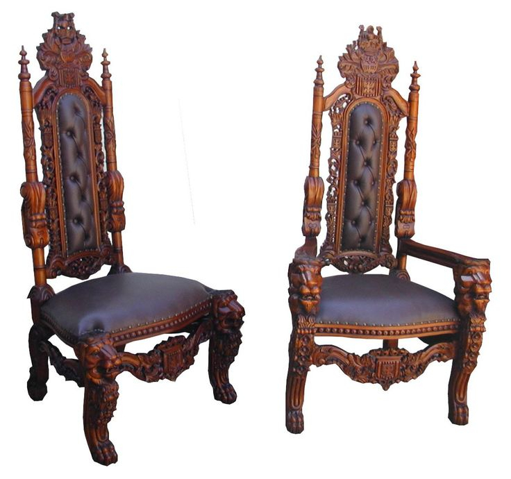28 Best Thrones And Gothic Chairs Images On Pinterest With Gothic Sofas (View 12 of 15)