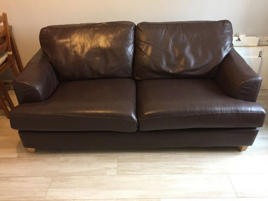 3 Seater Leather Sofa | In Coventry, West Midlands | Gumtree For 3 Seater Leather Sofas (View 2 of 15)