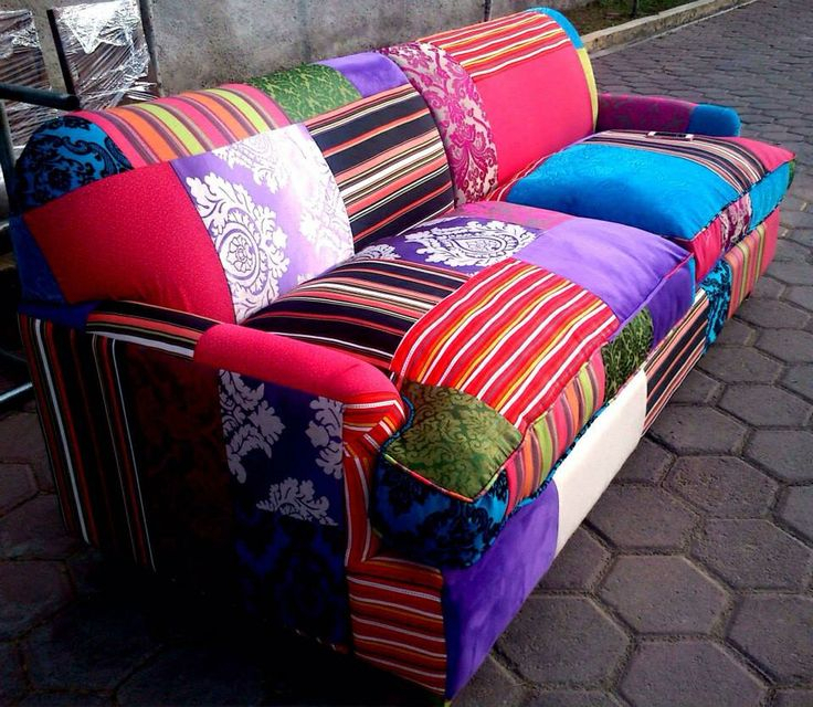 39 Best Raimbow Sofà Images On Pinterest   Colorful With Colorful Sofas And Chairs (View 7 of 15)