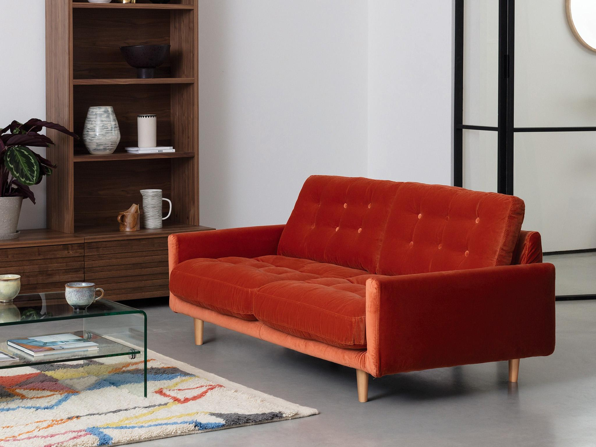 6 Best 2 Seater Sofas   The Independent In Small 2 Seater Sofas (View 10 of 15)
