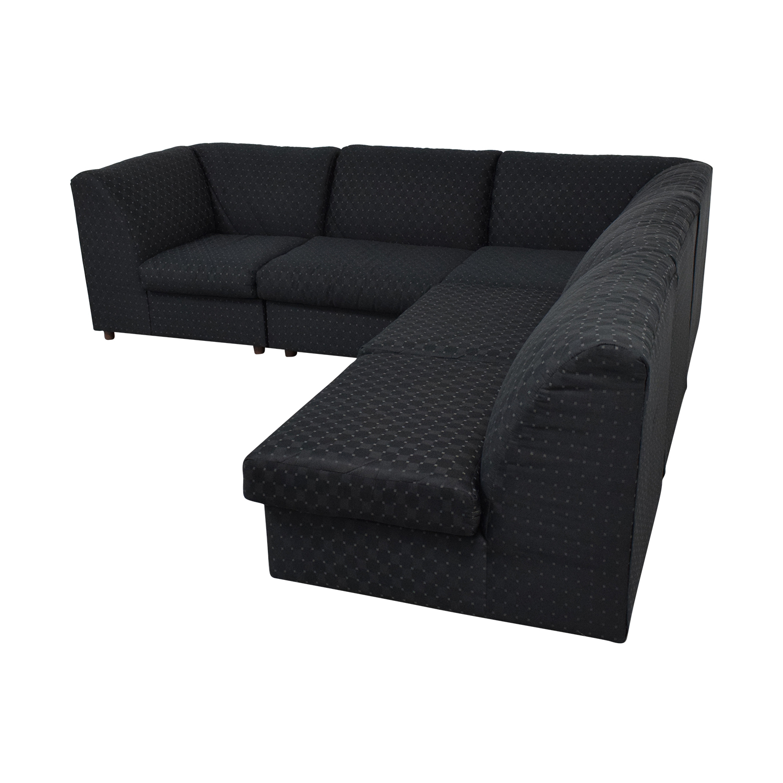62% Off – Broyhill Furniture Broyhill Furniture Corner Regarding Broyhill Sectional Sofas (Photo 13 of 15)